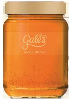 Clear Honey 300g