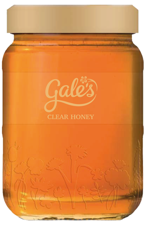 Clear Honey 300g